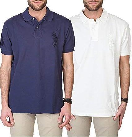 Polo by Ralph Lauren hombre Big Pony camiseta polo piquçe Hombre Camisa: Amazon.es: Ropa y accesorios