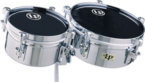 Lp Lp845-K Mini Timbale Set With Clamp by Latin Percussion