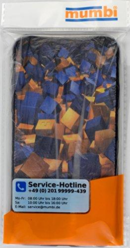 mumbi Hülle für iPhone X Schutzhülle federleicht mattiert