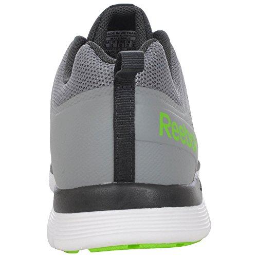 homme Reebok gris gris Baskets pour mode waxqanSt1
