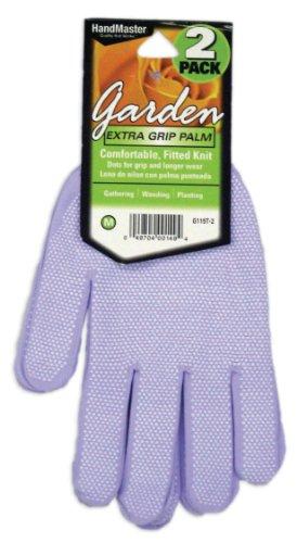 Pvc Dot Knit Gloves - 8