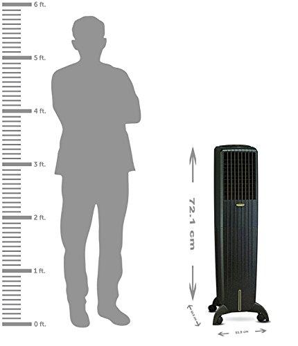 Symphony Sense 50 Ltrs Air Cooler (Black)