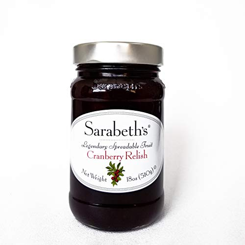 Orange Relish - Sarabeth's Legendary Cranberry Relish - 18 oz