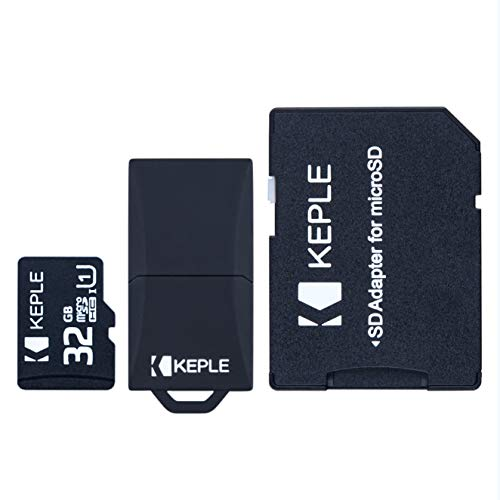 32GB microSD Memory Card | Micro SD Class 10 Compatible with HTC U11, U12, U11+, U12+, U Ultra, Desire 10, 12 Plus, 650, 530, One M8, M9, Max Mobile Phone | 32 GB (Best Micro Sd Card For Htc One M8)