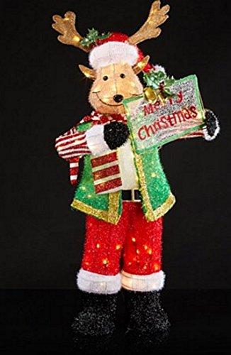 Winter Lane Merry Christmas Merry Moose 52