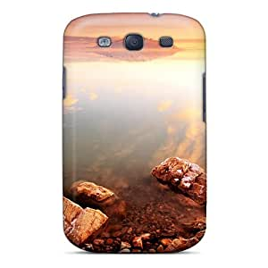 DCrTyAg11000jDAro Case Cover Protector For Galaxy S3 In Clarity Case