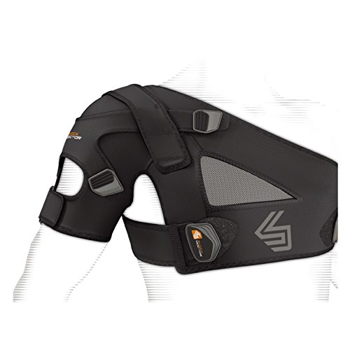 Shock Doctor Shoulder Support (Black, ()