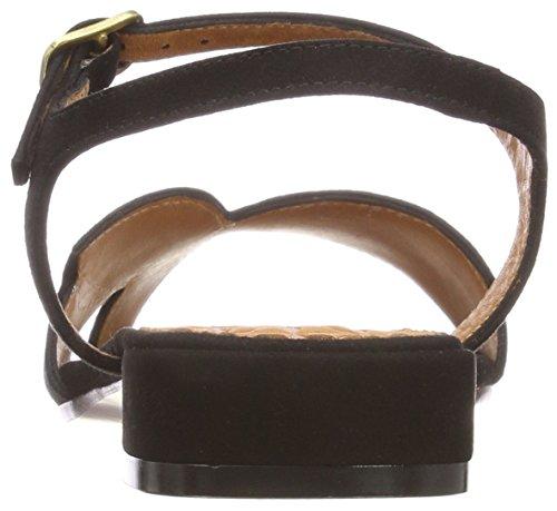 Chie Sandali Schwarz alla Vonsai Donna Negro Cinturino con Caviglia Ante Mihara rREqr