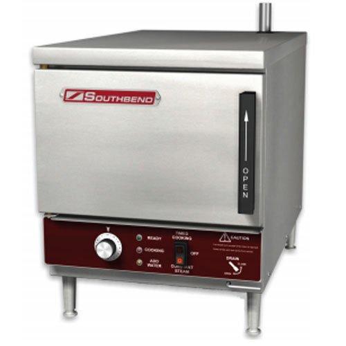 Southbend EZ18-5 Convection Steamer, Countertop, Electric, (5) 12 x 20 x 2-1/2