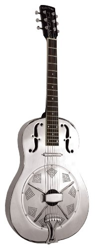 Gold Tone Paul Beard Signature Series GRE Acoustic Electric Resonator Guitar (Beard Resonator Guitar)