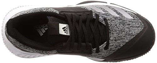 chiné noir adidas blanc Chaussures Team gris Crazyflight CwAaq