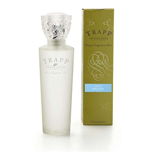 Trapp Home Fragrance Mist - #67 - Fine Linen (3.4 oz.)