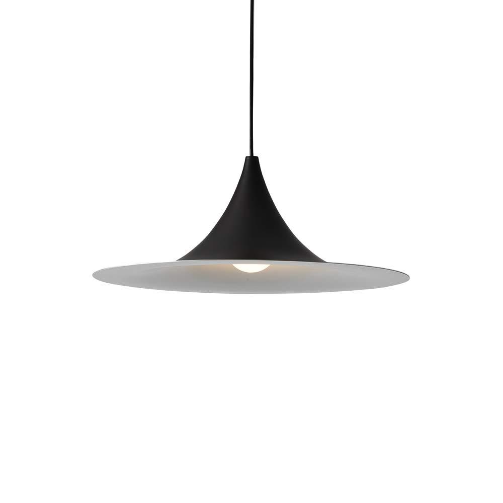 Modenny E27 Vintage Morning Glory Pendelleuchte Lampe Industrielle Retro Druckguss Aluminium Decke hängende Lichter Leuchte Für Wohnzimmer Restaurant Cafe Schlafzimmer Dekoration Beleuchtung