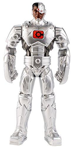 DC Justice League Action Cyborg Figure, 6