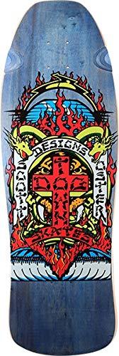 Dogtown Oster Reissue Deck 10.37x31 Trans Blue