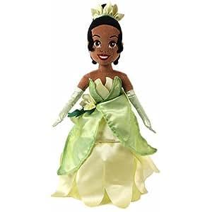 Amazon.com: Princess and the Frog Princess Tiana Plush ...