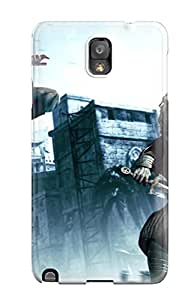 Fashion Protective Game Assassins Creed Case Cover For Galaxy Note 3
