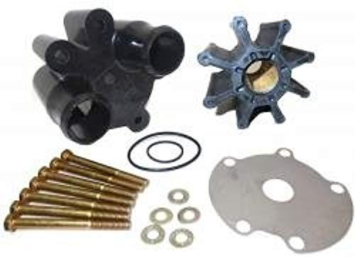 - MerCruiser Bravo Water Pump Impeller Kit, Replaces 46-807151A14, 18-3150
