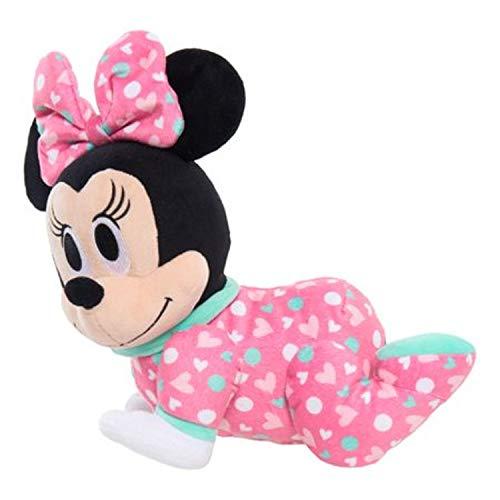 Disney Baby Minnie Mouse Musical Crawling Pal Plush