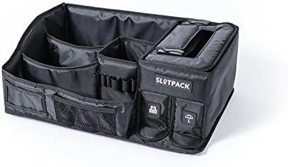 K/ühltasche ohne Strom f/ür den Auto Organzier Cooling Bag SLOTPACK K/ühltasche f/ür Ihr Auto