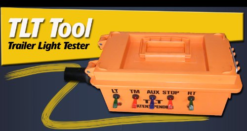 Smartwares Trailer Light Tester for Semi Trailers (TLT Tool)