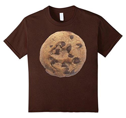 Great Last Costumes Halloween Minute (Kids Cookie last minute Halloween funny matching costume tshirt 6)