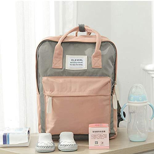 Amazon.com: LYEJM Campus Women Backpack School Bag for ...