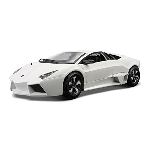 Lamborghini Reventon 1:24 Scale Diecast Model Assembly Kit Kids Fun Creative Toy - Lamborghini Reventon Model Car