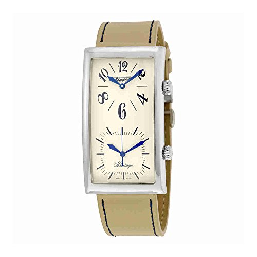 Tissot Women's T56161379 Heritage Dual Time Watch