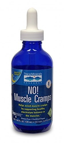 Trace Minerals Liquid Muscle Supplement