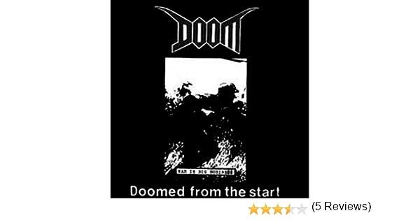 Amazon com: Doomed From The Start - The Demos Album: Doom