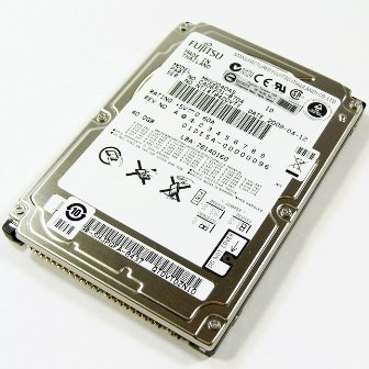 Amazon Fujitsu MHV2040AS 40GB 5400 RPM 8MB Cache IDE Ultra