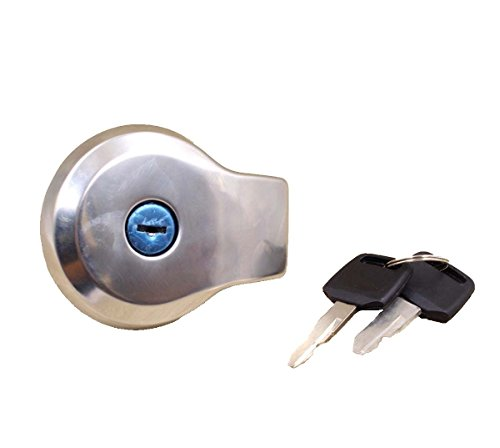 GooDeal Fuel Gas Tank Cap Cover with Keys fit Yamaha Maxim XJ - Import It  All