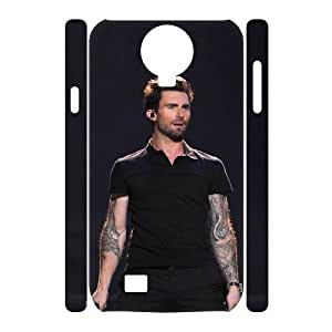 C-EUR Cell phone case Adam Levine Hard 3D Case For Samsung Galaxy S4 i9500