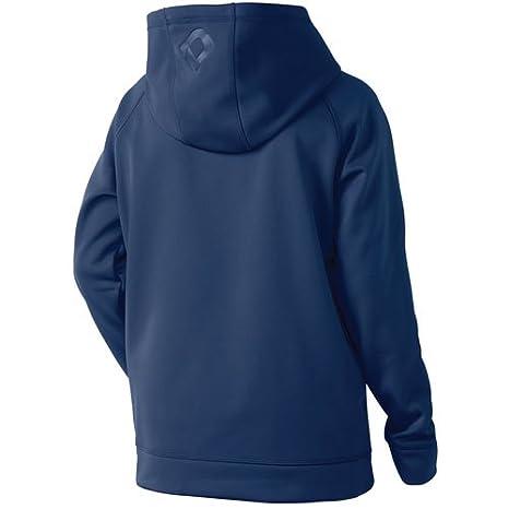 Clothing Sweatshirts & Hoodies Team WTD2059-P DeMarini Youth Fleece Hoodie Wilson Sporting Goods