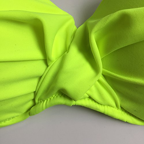 dcc37b8a16b9 Bong Buy Push Up Two Piece Bikini Swimsuit Candy Patch Padded Swimwear  high-quality