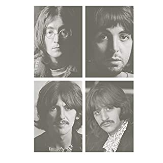 The Beatles (50th Anniversary 6CD + Blu-ray Audio Super Deluxe Edition) by The Beatles (B07HFYZY7D) | Amazon Products