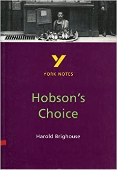 Book York Notes on Harold Brighouse's