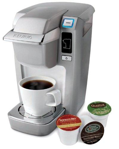 Keurig Mini B31 Plus Platinum Coffee Maker