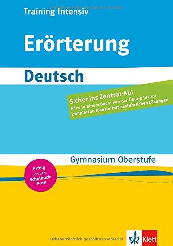 Erörterung Deutsch