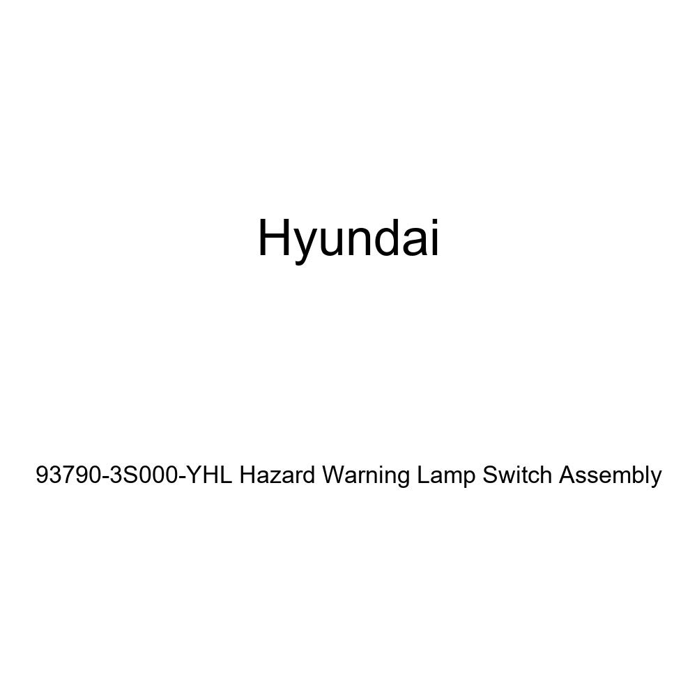 Genuine Hyundai 93790-3S000-YHL Hazard Warning Lamp Switch Assembly