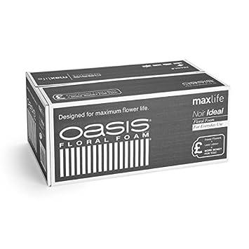 OASIS® IDEAL FLORAL FOAM MAXLIFE Fresh Flower Craft BRICK 23 X 11 X 8CM
