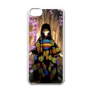 Hell Girl iPhone 5c Cell Phone Case White Phone cover M8821283