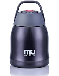 MIU COLOR Vacuum Insulated Stainless Steel Cooking Food...