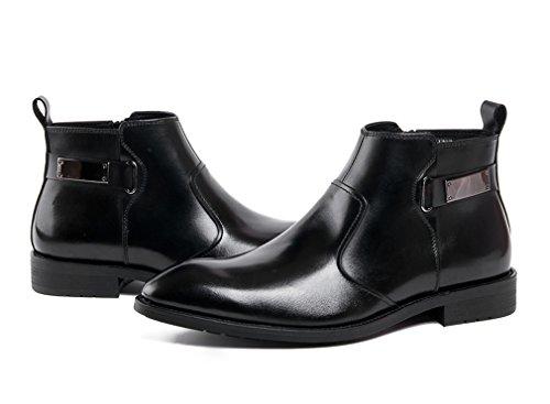 Dilize Dilize Black Stivali Stivali Uomo 4ZqfvCC