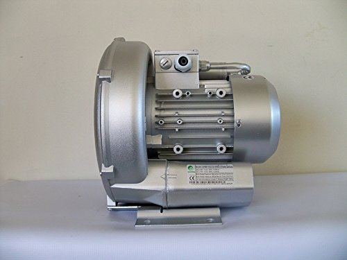 Regenerative Blower 1.27Hp, 220V/1Phase, 103CFM, 56