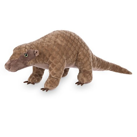 Jungle Book Bagheera Costume (Disney Mr. Pangolin Plush - The Jungle Book - Live Action - Medium - 24'')