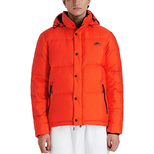 Jacket Down Penfield Orange Fire Equinox 61wxW7