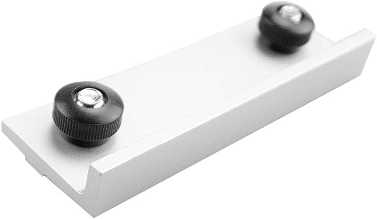 T Track Long Stop Kit 4-7//8 for Woodworking T-Track System Tool Replaces 71363