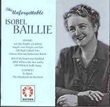 Unforgettable Isobel Baillie